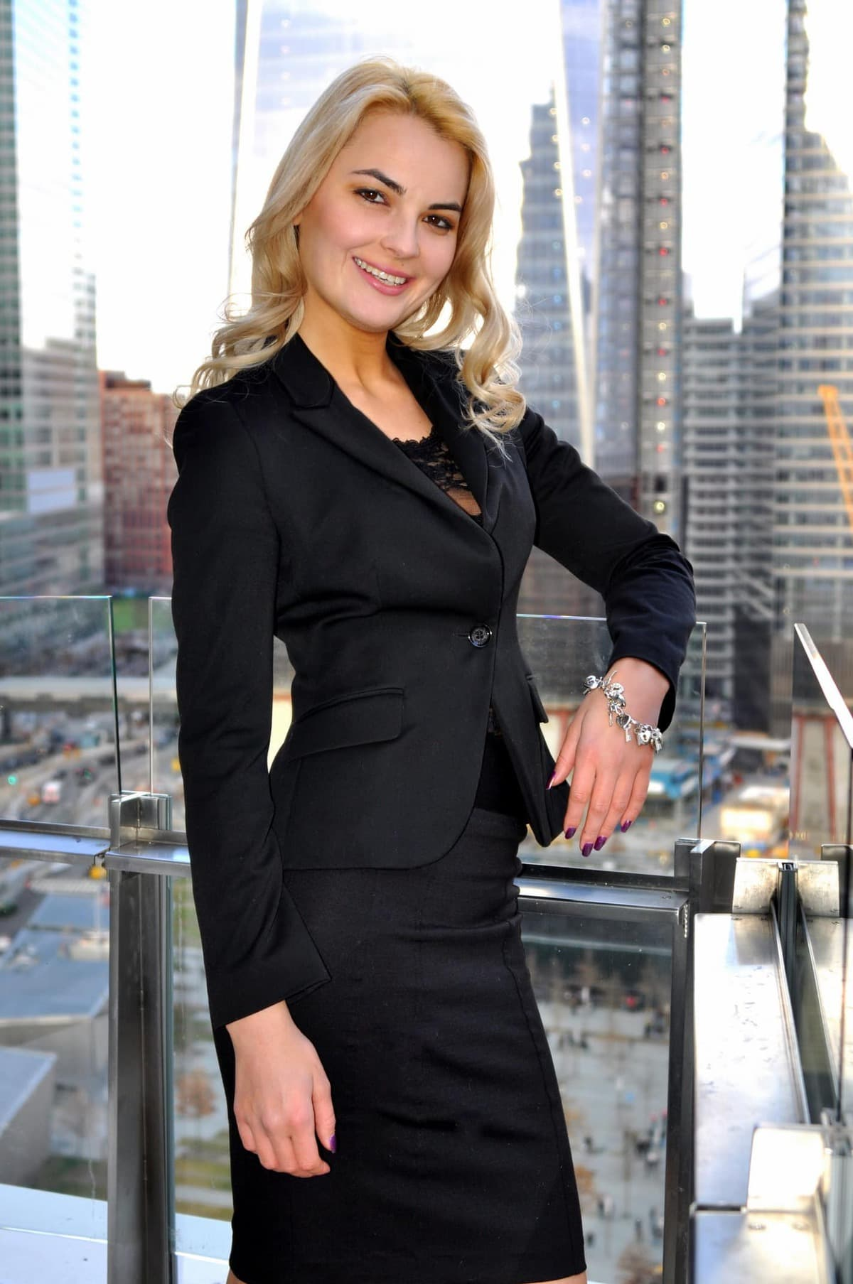 adriana  trade show models event staffing promotional modeling agency